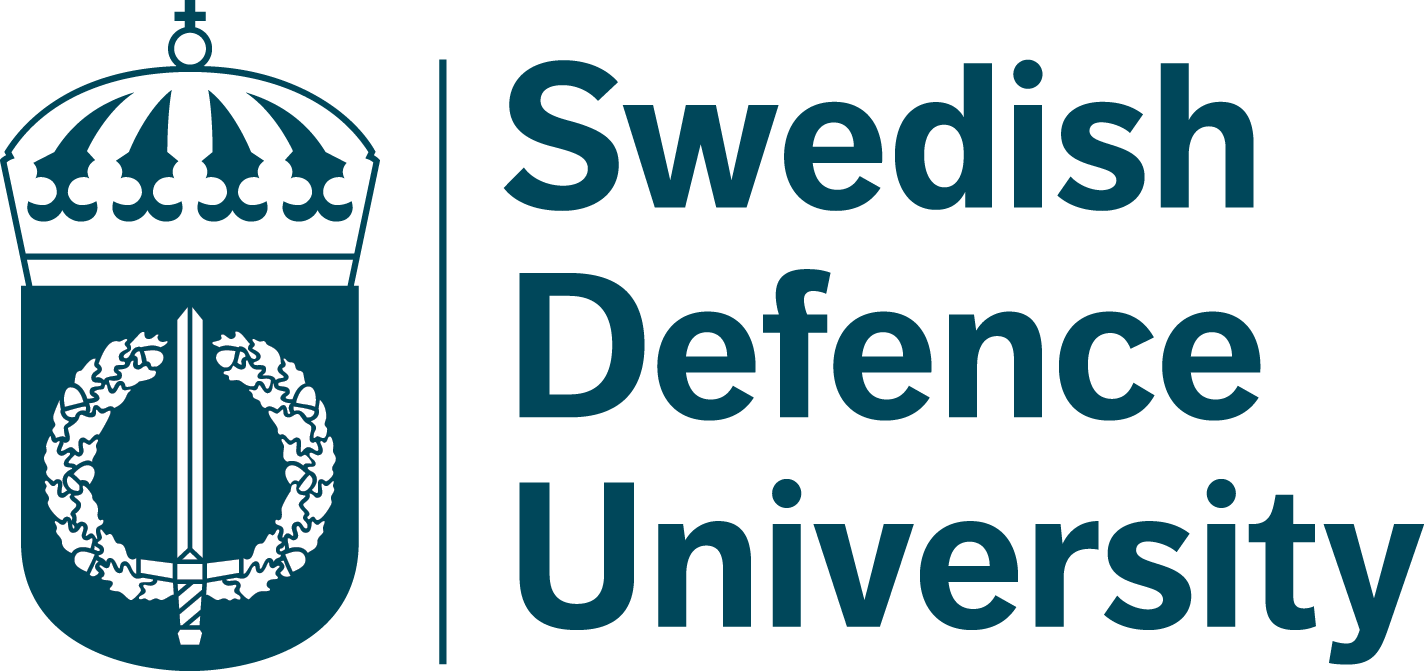 Swedish Defence University's logo